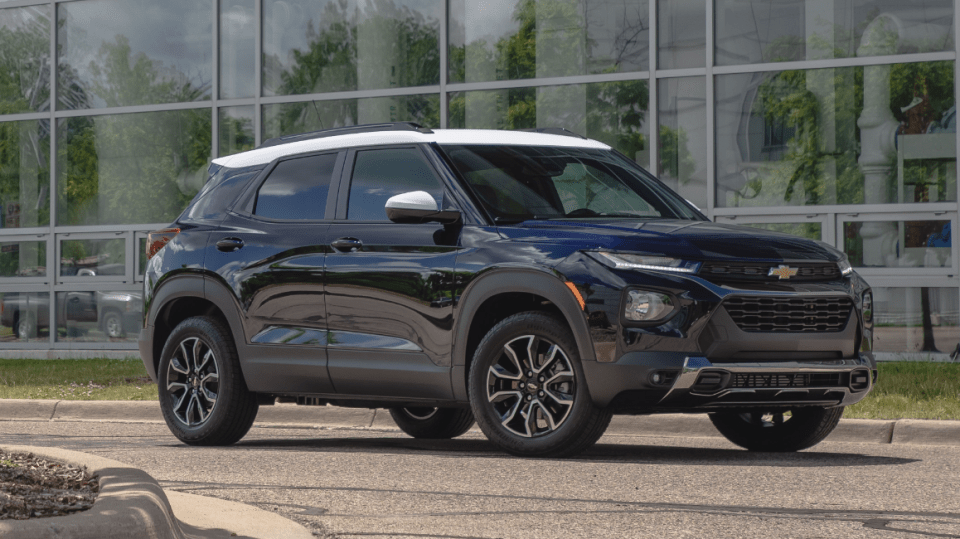 2022 Chevy Blazer Horsepower Release Date