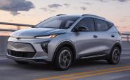 2022 Chevrolet Bolt EUV Colors