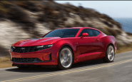 2022 Chevy Camaro 1SS Release Date