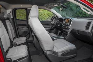 2022 Chevy Colorado 2.7 Turbo Interior