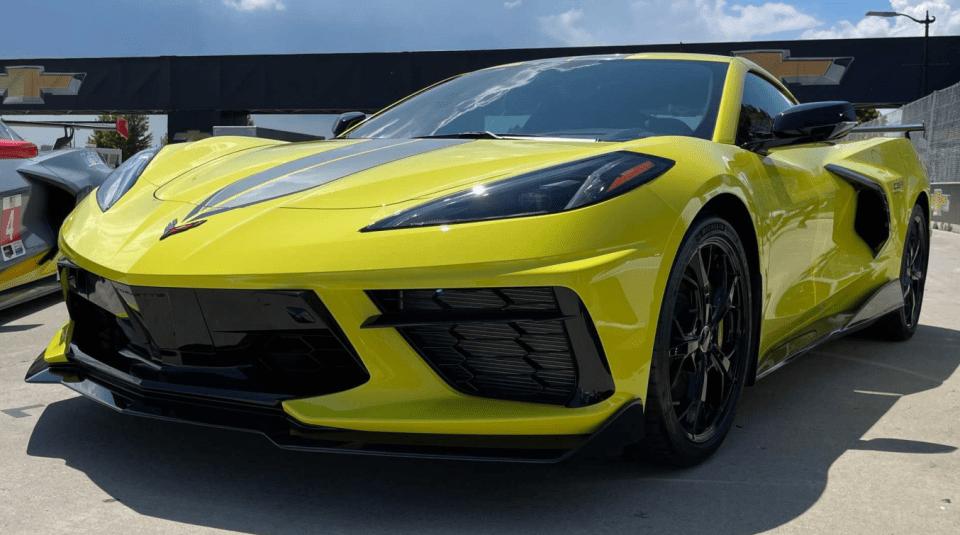 2022 Chevy Corvette C8 Review