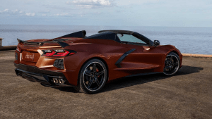 2022 Chevy Corvette C8 Z06 Release Date
