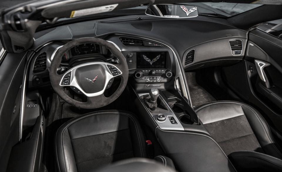2022 Chevy Corvette Msrp Interior