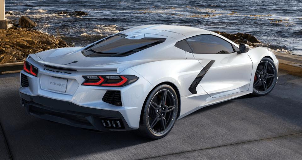 2022 Chevy Corvette Z06 Release Date