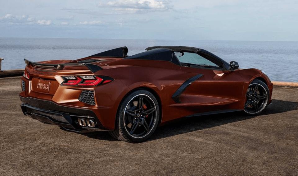 2022 Chevy Corvette ZR1 Release Date