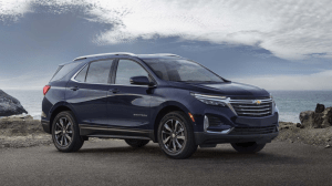 2022 Chevy Equinox 0-60 Changes
