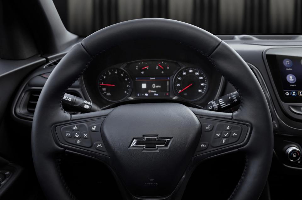 2022 Chevy Equinox Lt Interior