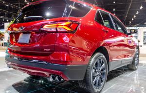 2022 Chevy Equinox Lt Release Date
