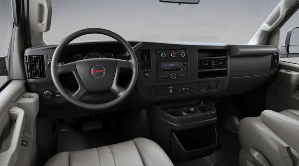 2022 Chevy Express 2500 Interior