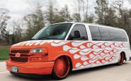 2022 Chevy Express Passenger Van Release Date