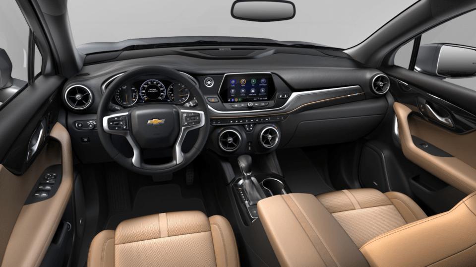 2022 Chevy Van Interior