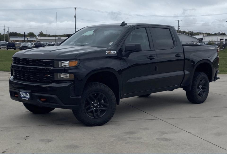 2022 Chevrolet Silverado 1500 High Country Redesign