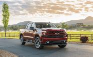 2022 Chevrolet Silverado 1500 Trail Boss Release Date