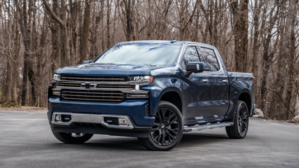 2022 Chevy 3500 High Country Changes