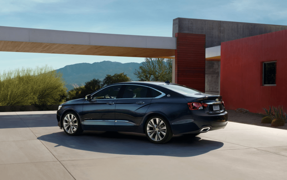2022 Chevy Impala Revival Release Date