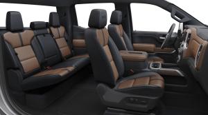 2022 Chevy Silverado 1500 Work Truck Interior