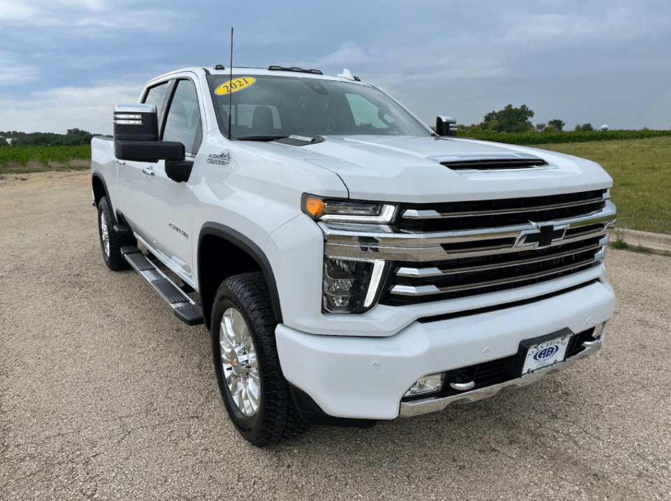 2022 Chevy Silverado 2500 Diesel High Country Release Date
