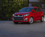 2022 Chevrolet Spark 1LT Changes