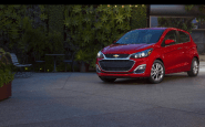 2022 Chevrolet Spark LS Specs