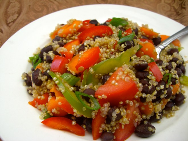 Instead of a short-term love affair with quinoa, how about a long-term platonic friendship?