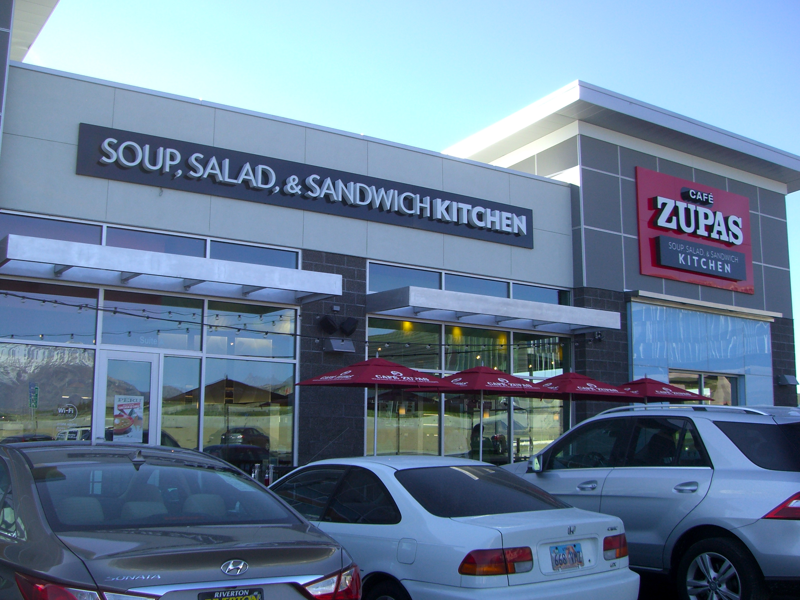 Cafe Zupas And Their Mysterious Owners