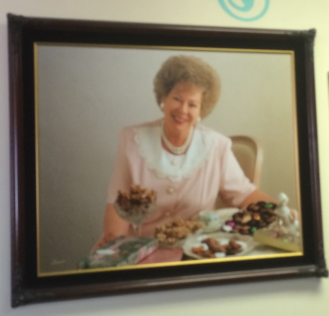 Marie Cavanaugh, founder of Mrs. Cavanaugh's Chocolates.