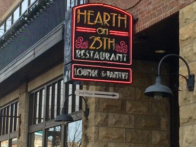 Hearth on 15th was formerly known as Jasoh!