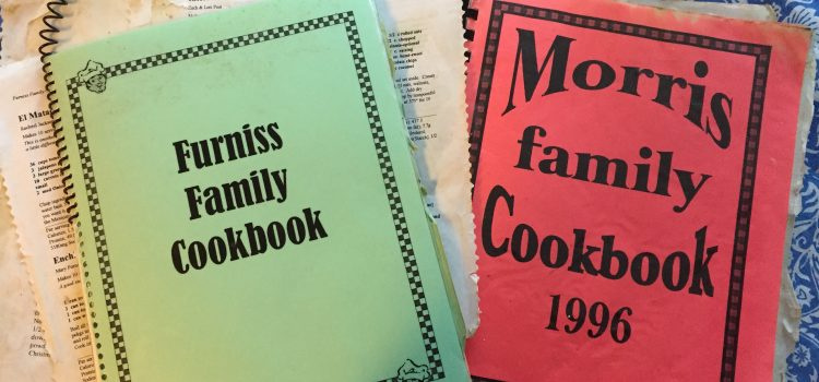 recipes for life my memories