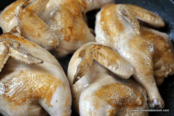 Lemon Herb Cornish Hens 3 - Chew Nibble Nosh