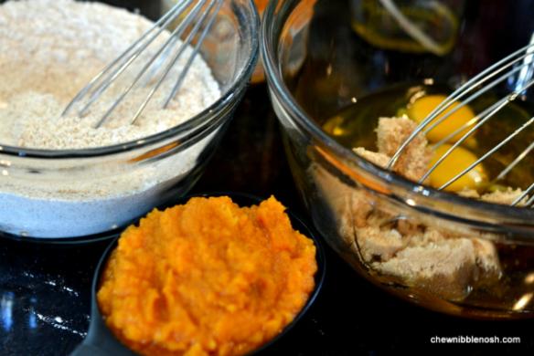 Olive Oil Pumpkin Bread 1 - Chew Nibble Nosh