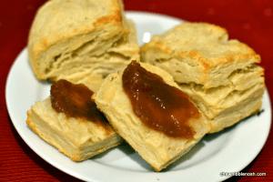 Easy Buttermilk Biscuits - Chew Nibble Nosh