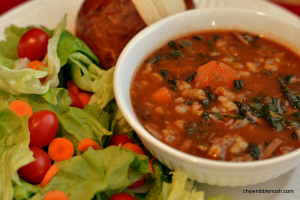 Slow Cooker Beef and Barley Soup with Rosemary 7 - Chew Nibble Nosh