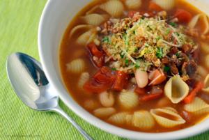 Pasta e Fagioli - Chew Nibble Nosh 6