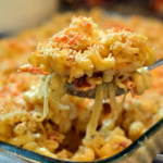 Irish Colcannon Mac & Cheese