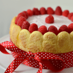 Raspberry Charlotte Russe – #RaspberryDessert with Driscoll's