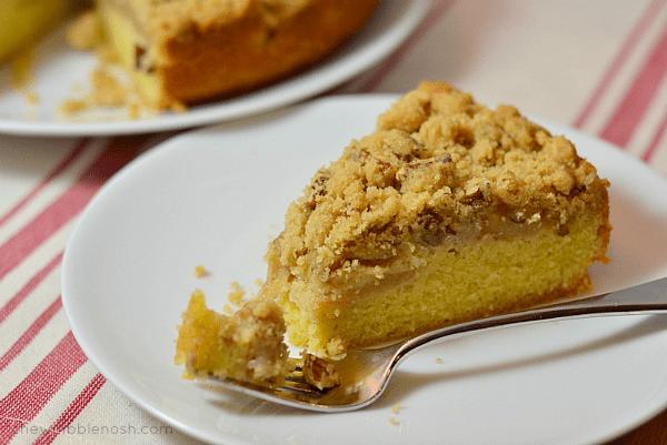 Peach Kuchen Cake Mix