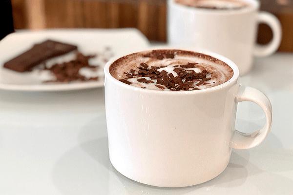 Creamy Cashew Milk Hot Cocoa