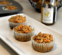 Almond Flour Muffins with Carrots and Apples