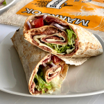 Roast Beef Sandwich Wrap