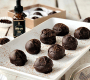 Dark Chocolate Mint CBD Truffles