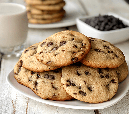 Sourdough Chocolate Chip Cookies