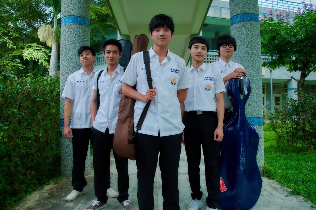 七月男孩樂團