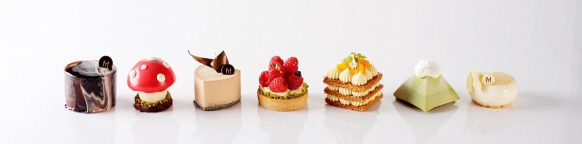 就是這個Moment!跟日本神戶四大甜點名廚約會在美福,品嚐繽紛多彩的美味甜點