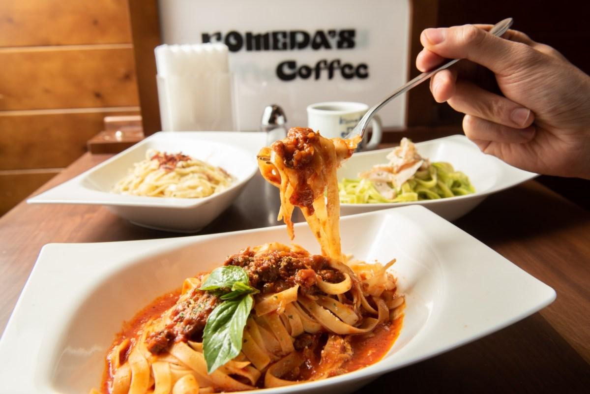 客美多咖啡台灣獨家提供熱食餐點
