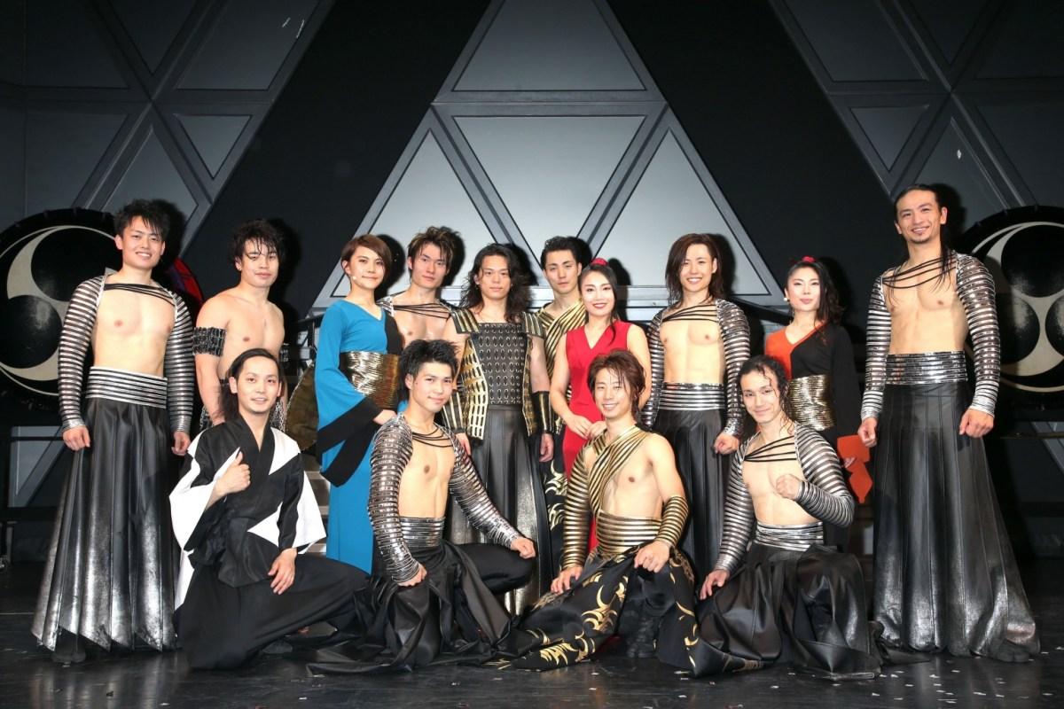 日本和太鼓天團「drum Tao」擔當演出萬華響