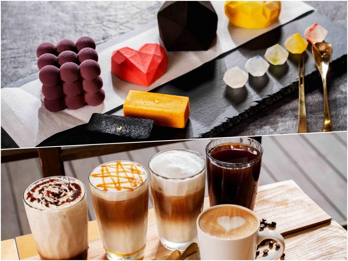 金錦町旗艦店提供多樣甜點飲品