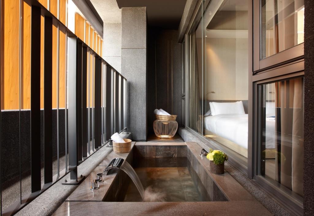 雅緻客房個人景觀湯池