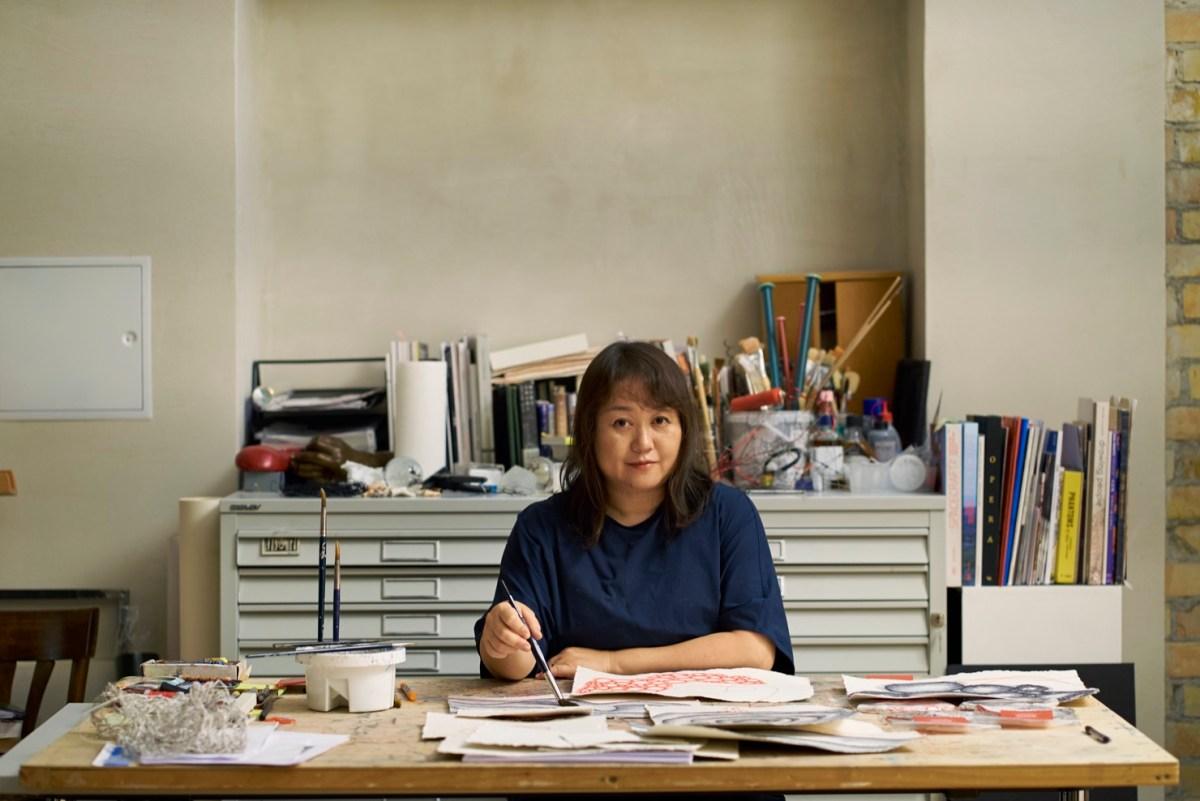 2020 Chiharu Shiota Photo Sunhi Mang