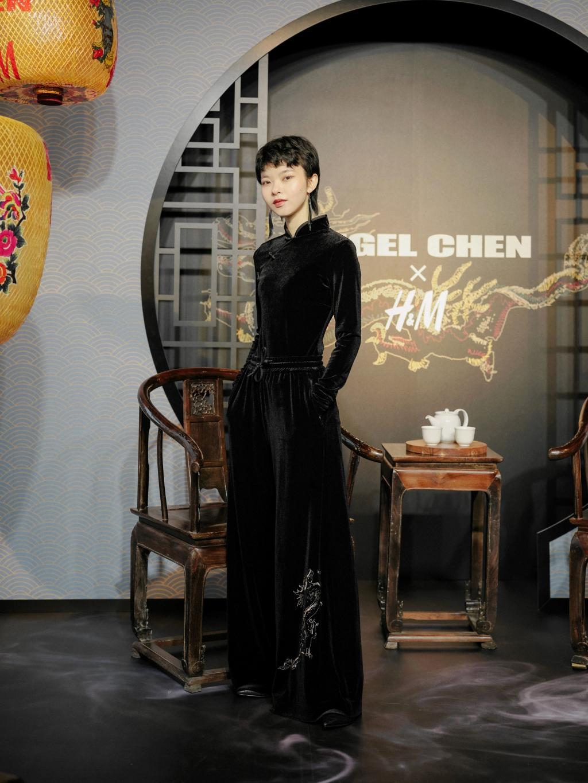 Angel Chen X Hm 設計師angel Chen