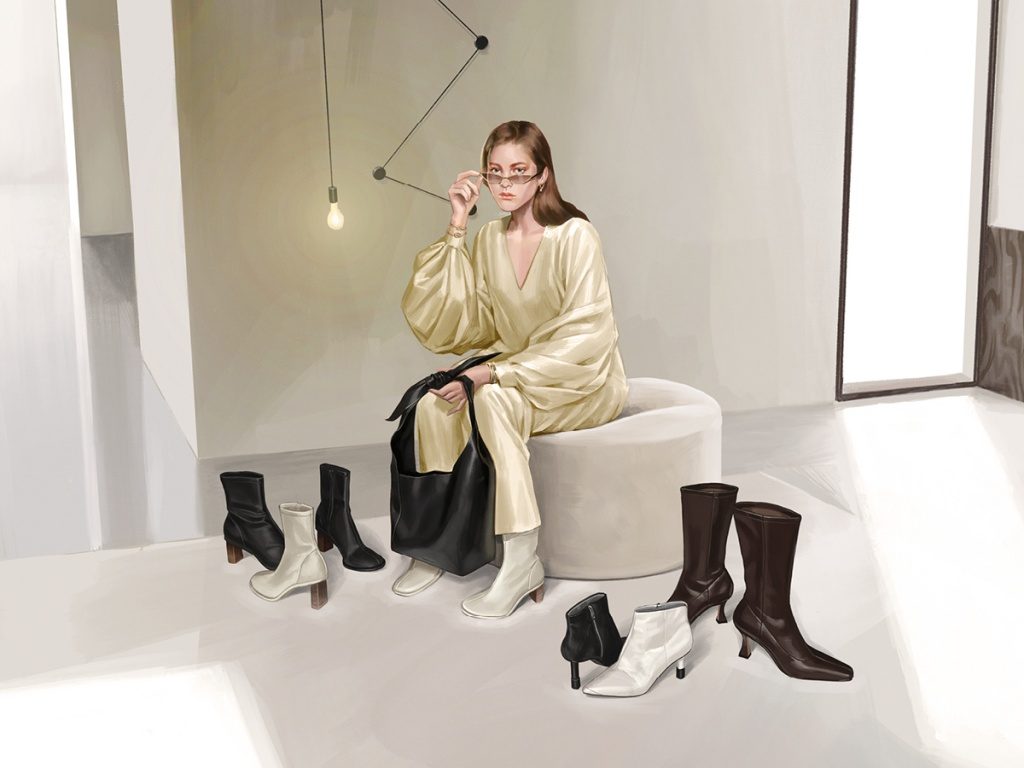 Charles Keith Fall Winter 2020 Campaign